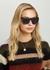 FFluo D-frame sunglasses - Fendi