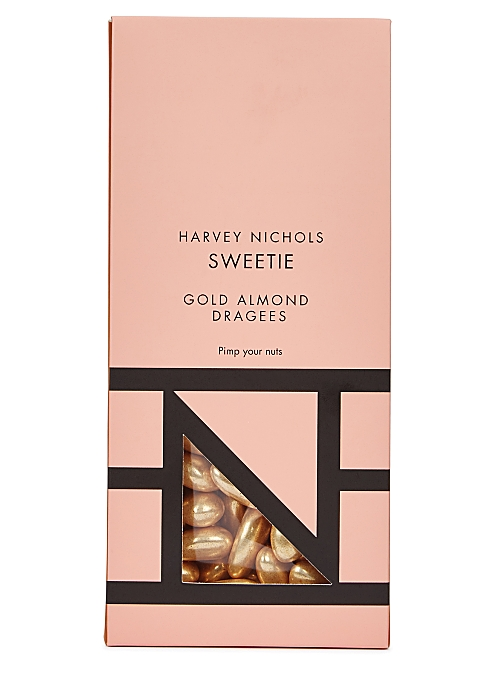 HARVEY NICHOLS Gold Almond Dragées