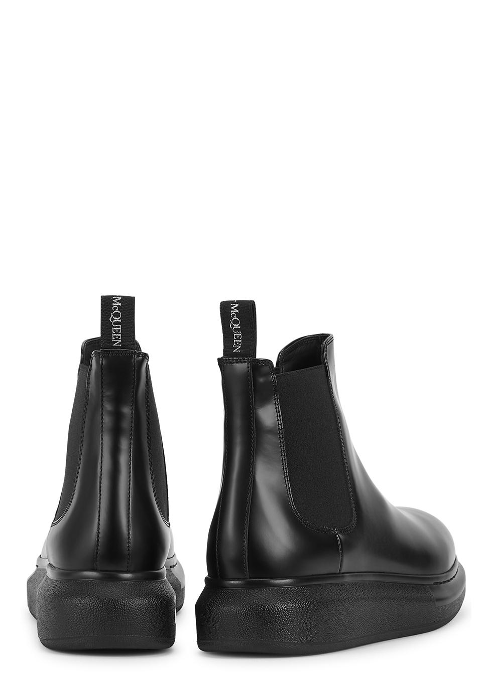 Alexander McQueen Pull On Boot Men's