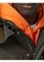 Nylon hooded parka with detachable warmer - Burberry
