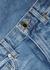 Vanessa blue straight-leg jeans - Khaite