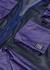 Navy mesh and shell gilet - Flagstuff
