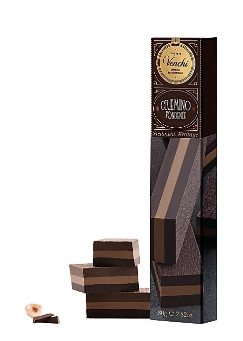 VENCHI Cremino Dark Chocolate Soft Bar