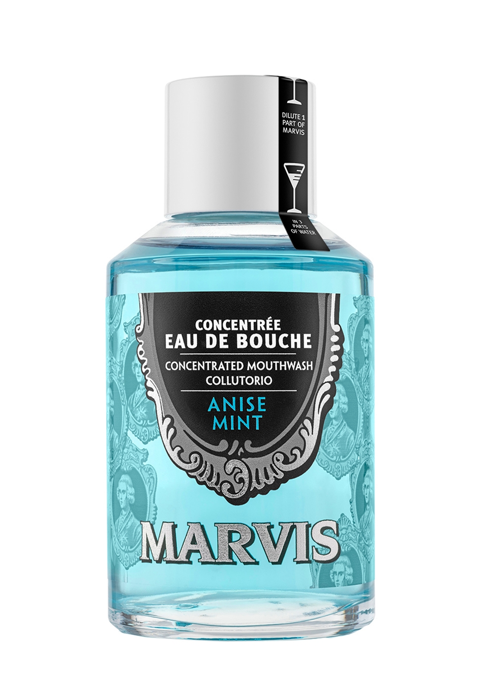 Concentrated Mouthwash Aniseed Mint 120ml