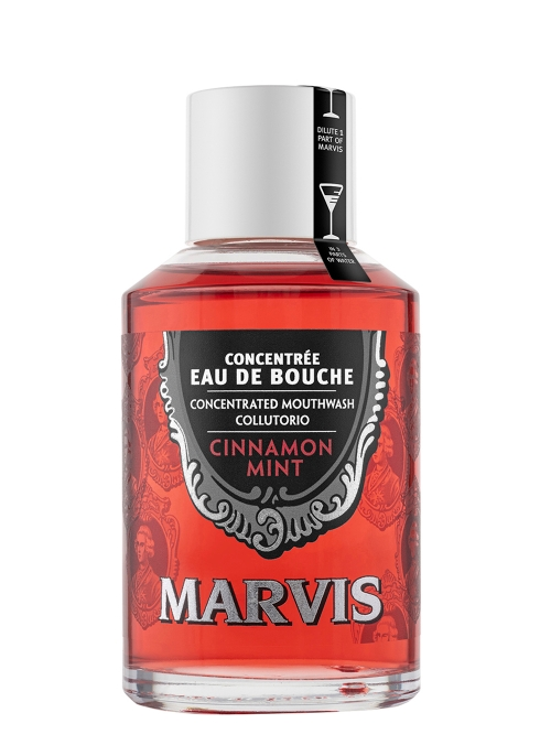 Marvis Concentrated Mouthwash Cinnamon Mint 120ml