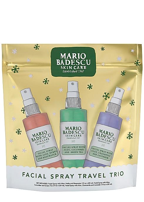 Mario Badescu Facial Spray Travel Trio Harvey Nichols