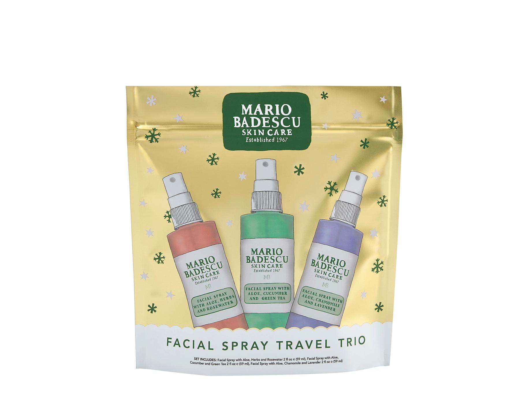 Facial Spray Travel Trio