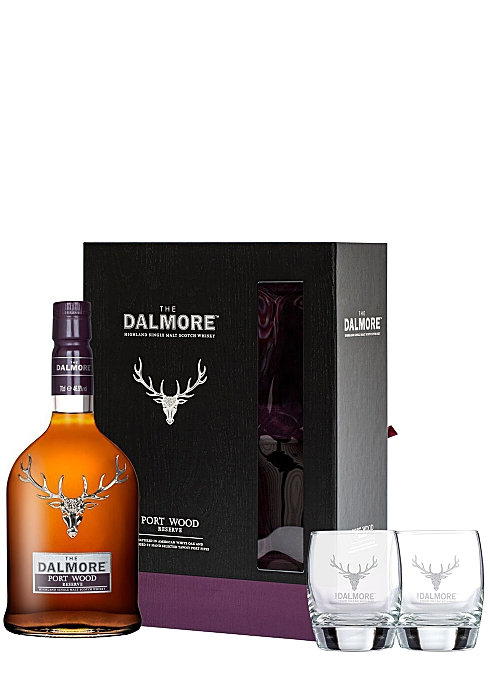 The Dalmore Distillery Port Wood