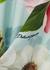 Floral-print tiered poplin maxi skirt - Dolce & Gabbana