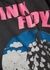 Pink Floyd World Tour printed cotton T-shirt - MadeWorn