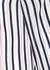 Lenark striped wide-leg trousers - Roland Mouret