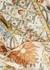 Edie ivory printed linen dress - Zimmermann