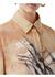 Ship print devore silk blend oversized shirt - Burberry