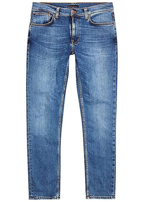 Lean Dean blue slim-leg jeans