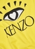 Yellow printed cotton T-shirt - Kenzo