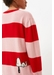 Red woodstock cashmere-wool cardigan - Chinti & Parker