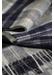 Silver bannockbane tartan classic cashmere scarf - Johnstons of Elgin