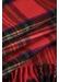 Royal stewart tartan classic cashmere scarf - Johnstons of Elgin