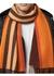 Reversible icon stripe cashmere scarf - Burberry