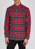 Checked slim-fit cotton shirt - Polo Ralph Lauren