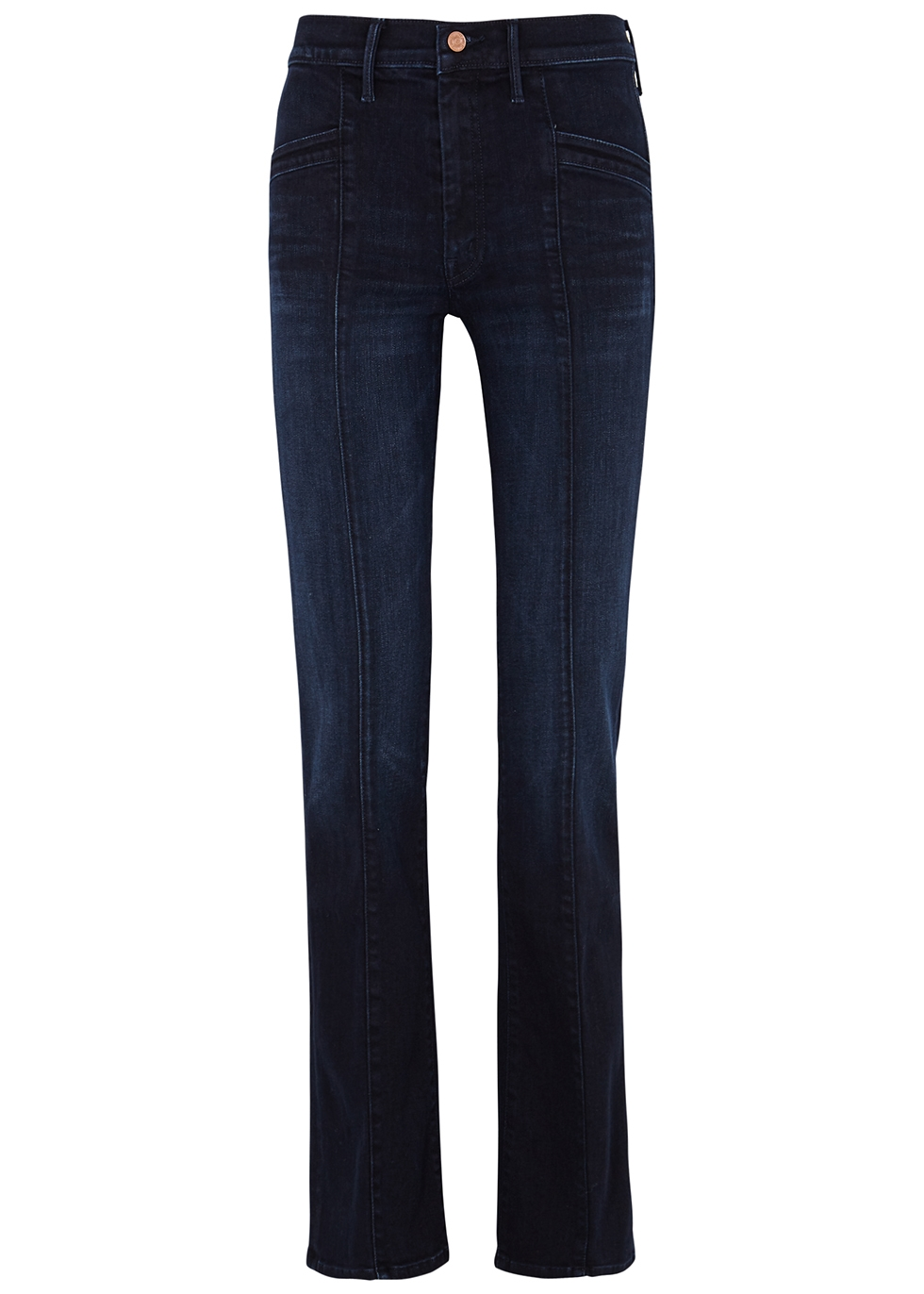 The Slant Drama dark blue slim-leg jeans