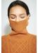 Ginger pop aran merino wool sweater - Chinti & Parker