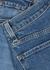 Julia high-rise flared jeans - J Brand