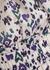 Timea printed cotton jumpsuit - Isabel Marant Étoile