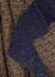 Colour-blocked metallic-knit top - Chloé