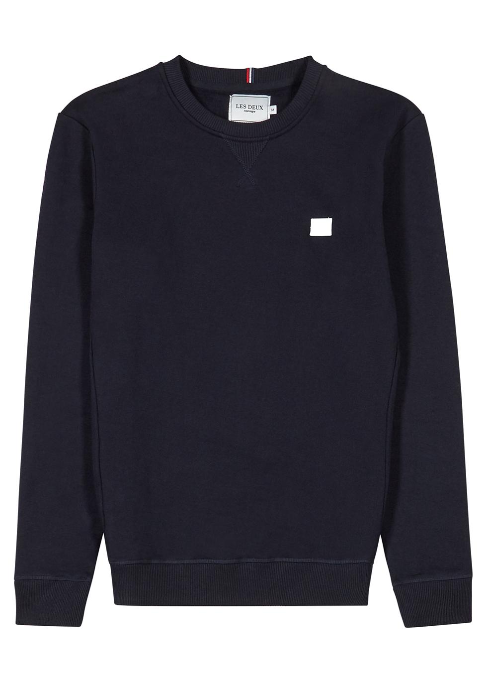 Les Deux Mens Regular Fit Encore Sweatshirt Light Brown