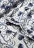 Floral-print contemporary cotton shirt - Eton