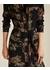 Hydrangea print utility dress - Jigsaw