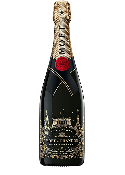 MOËT & CHANDON Limited Edition Gold Fairy Impérial Champagne NV
