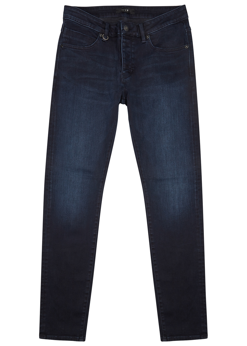 Iggy dark blue skinny jeans