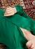 Mindy green silk midi dress - Kitri