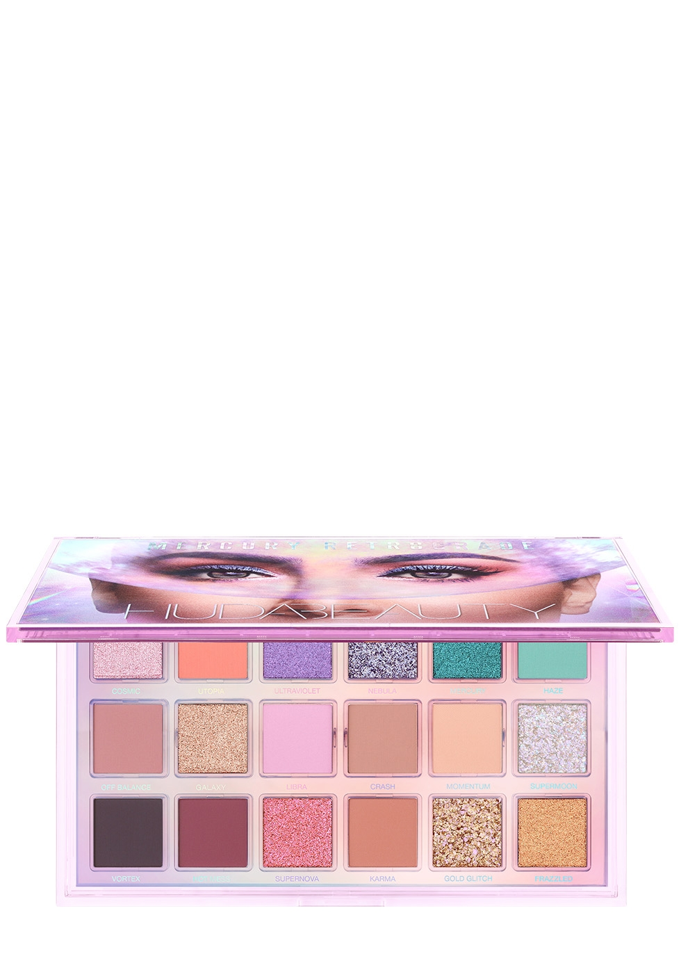 Mercury Retrograde Eyeshadow Palette
