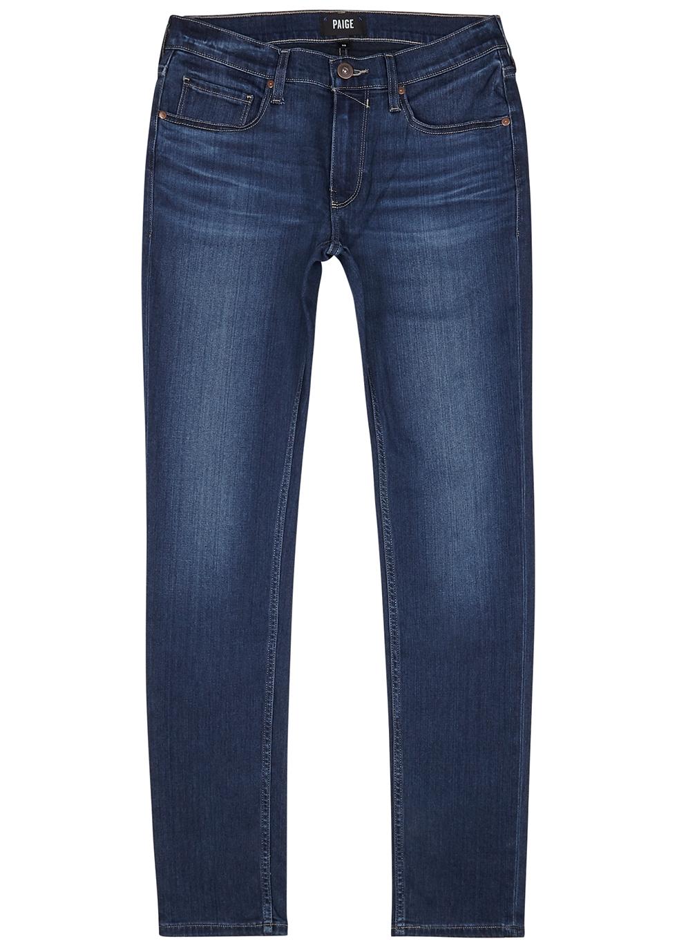 Croft blue skinny jeans