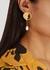 Madame Tallien 18kt gold-plated drop earrings - Anissa Kermiche