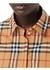Vintage check cotton oversized shirt - Burberry
