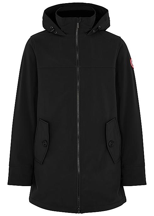 Canada Goose Kent Black Tri Durance Shell Jacket Harvey Nichols