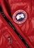 HyBridge Lite red quilted shell jacket - Canada Goose