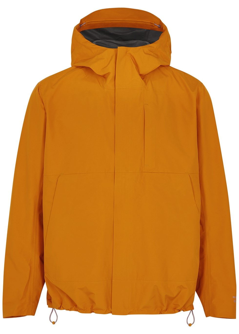 Fyn orange Gore-Tex jacket