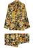 Lila Fellini floral-print silk pyjama set - Olivia von Halle