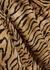 Cecile tiger-print mini dress - V i X Paula Hermanny