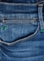 Le High dark blue skinny jeans - Frame Denim
