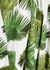 Margo leaf-print maxi kaftan - Melissa Odabash
