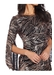 Split sleeve sheath dress - Adrianna Papell