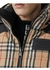 Reversible vintage check recycled polyester jacket - Burberry