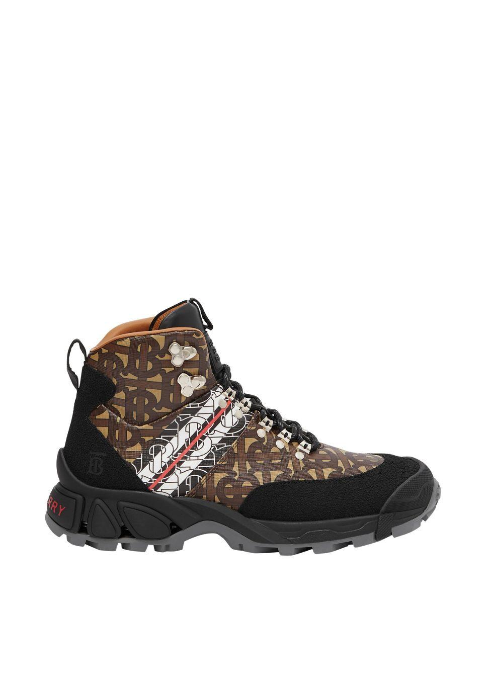 designer walking boots