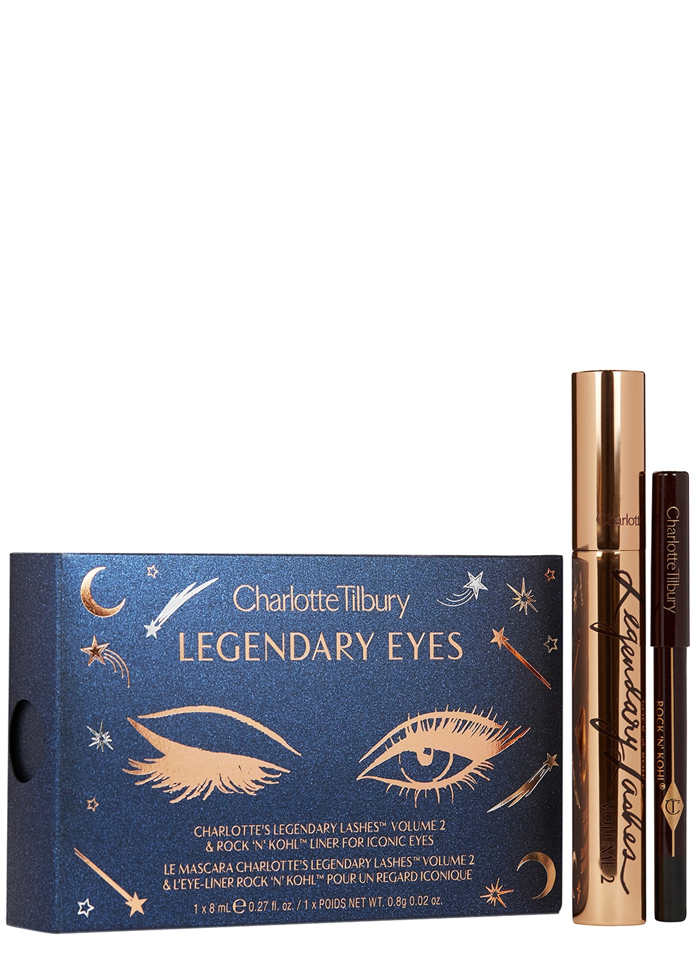 Legendary Eyes Eyeliner & Mascara Set - Charlotte Tilbury